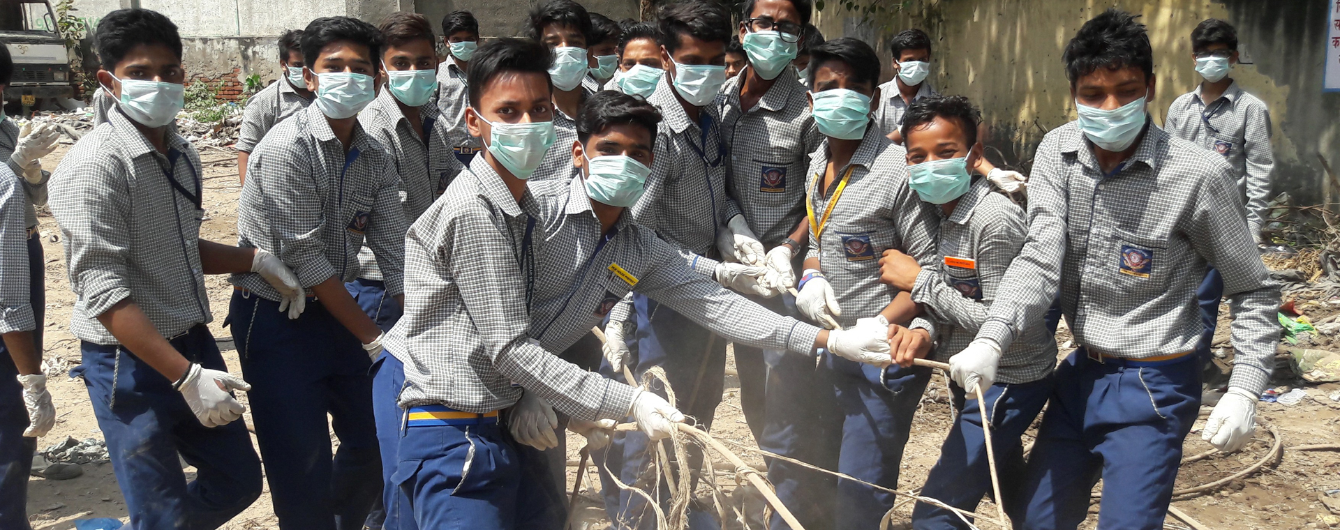 Cleanliness Drive